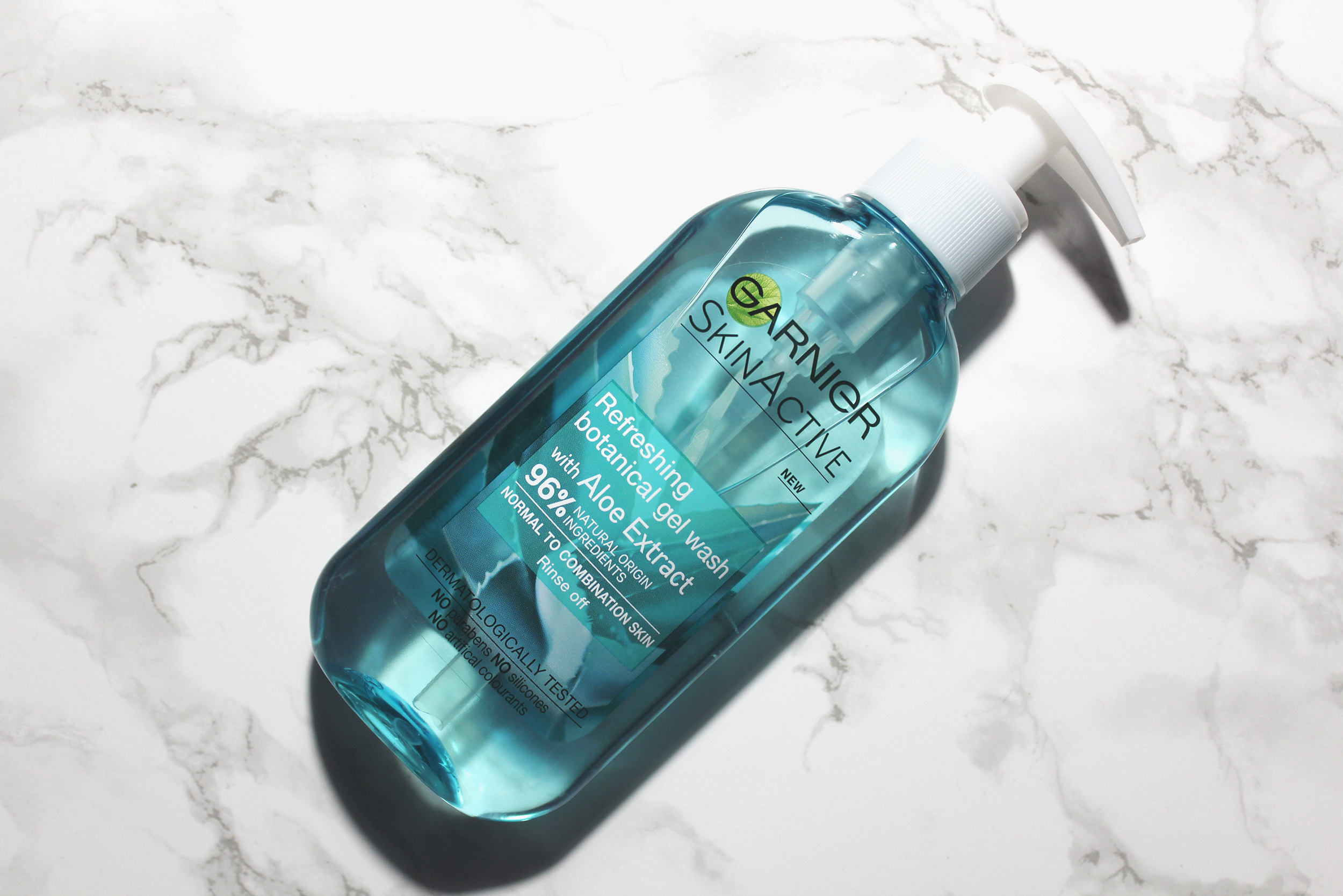 Garnier Aloe Extract Gel Wash