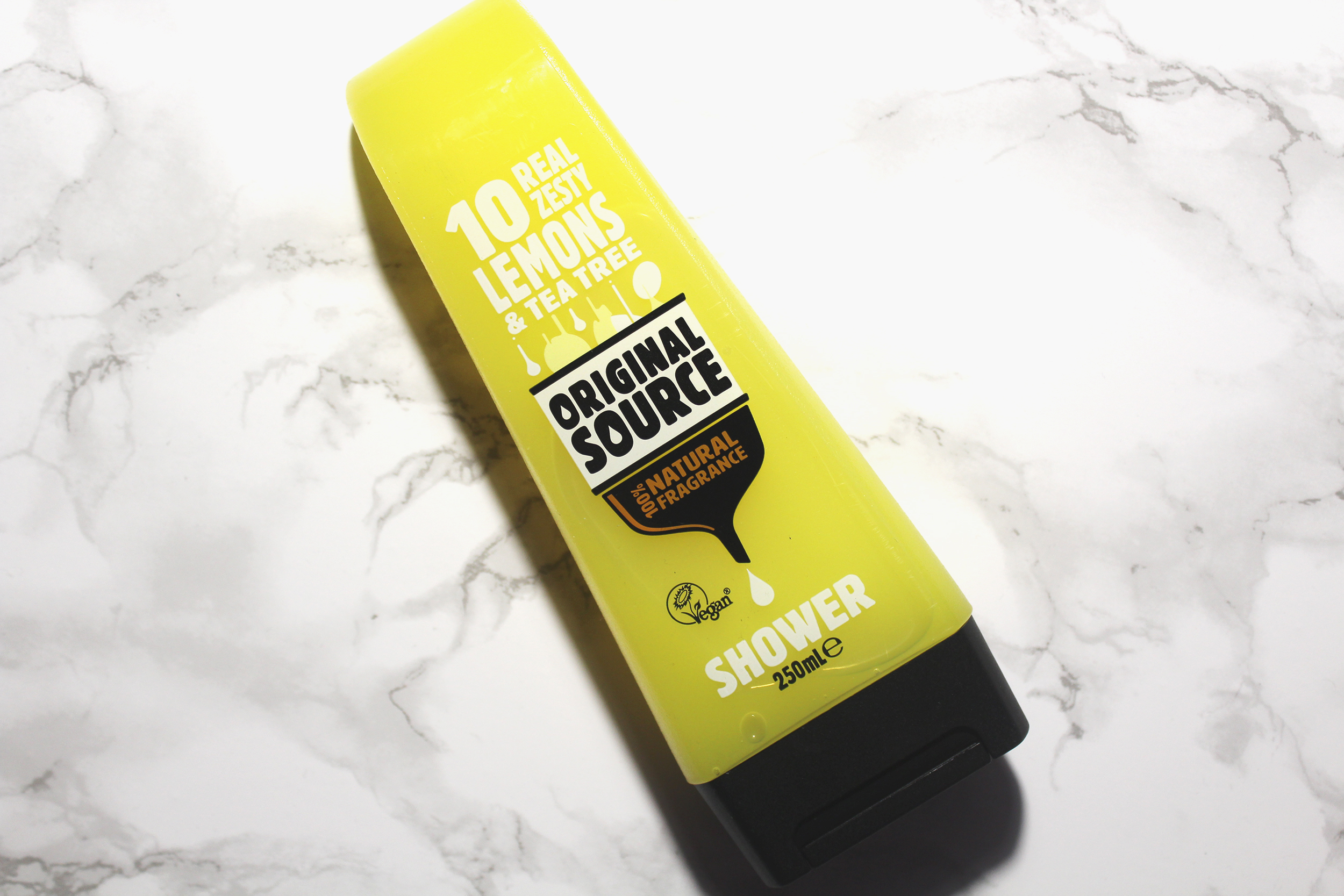Original Source Lemon and Tea Tree Shower Gel
